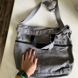 Thirty one gray bag